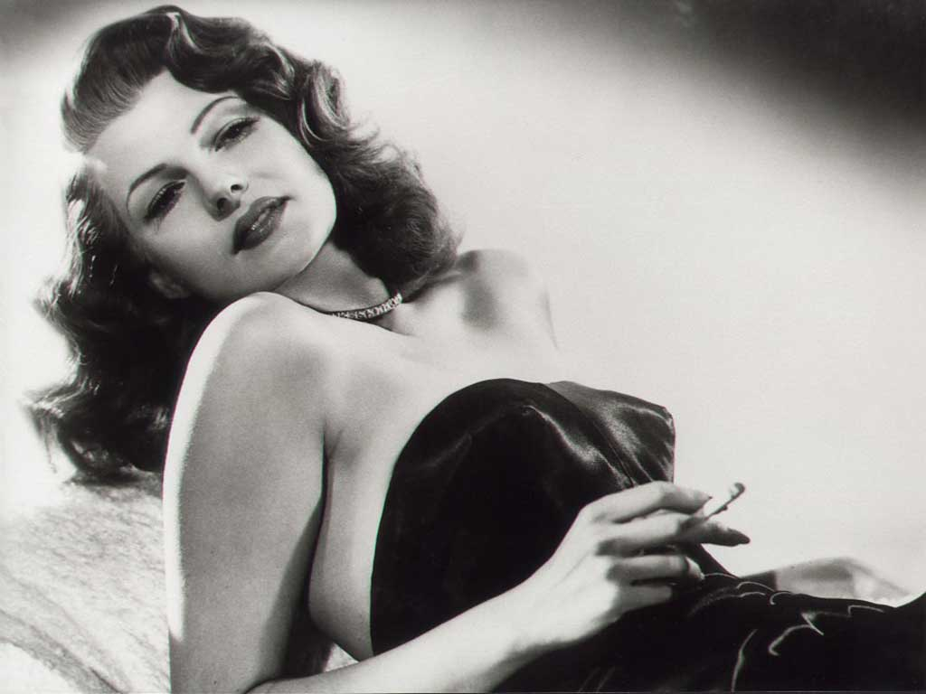 Sunday With Rita Hayworth
