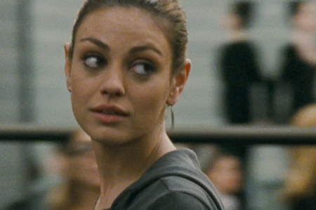 He perfectly cast Mila Kunis as the Black Swan's Tyler Durden.