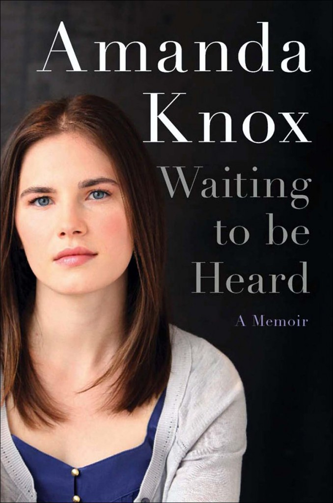 AMANDA KNOX WAITING TO BE HEARD COVER ART