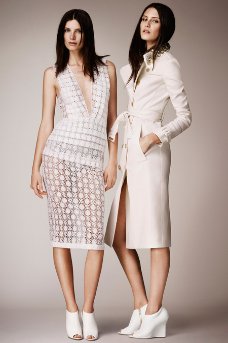 BURBERRY PRORSUM RESORT 2014 1