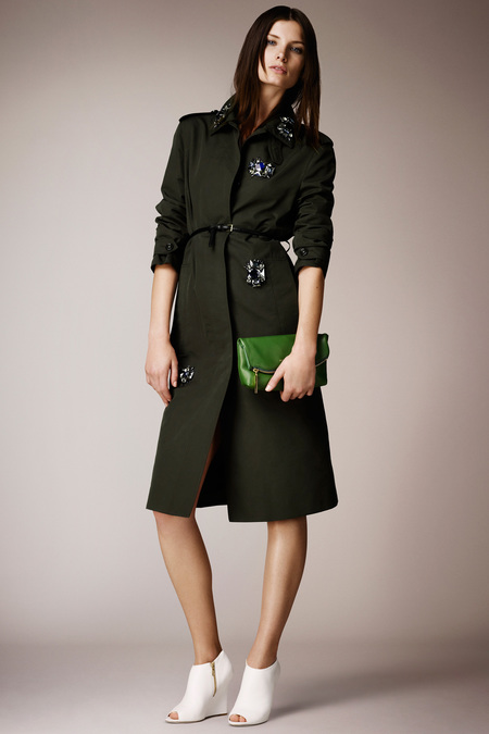 BURBERRY PRORSUM RESORT 2014 2