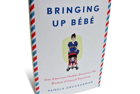 BRINGING UP BEBE COVER ART