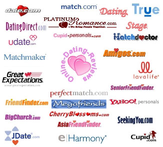 Online dating sites names
