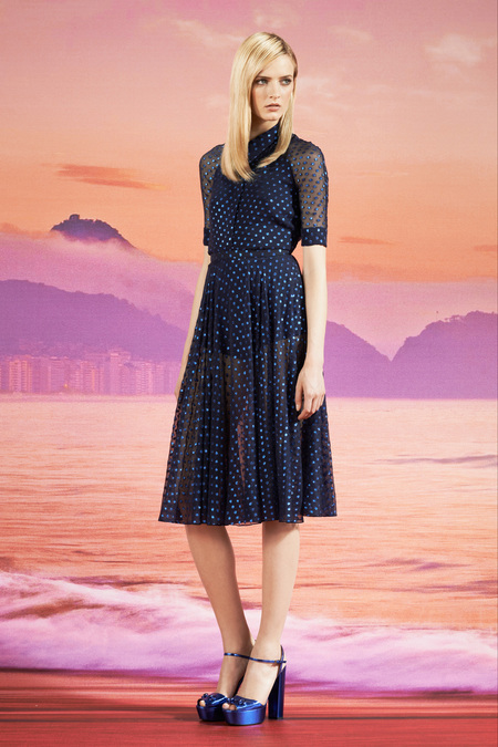GUCCI RESORT 2014 DARIA STROKOUS 1