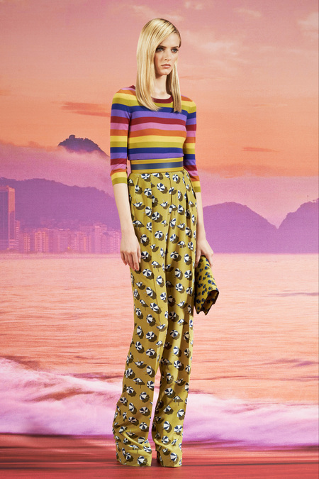 GUCCI RESORT 2014 DARIA STROKOUS 3