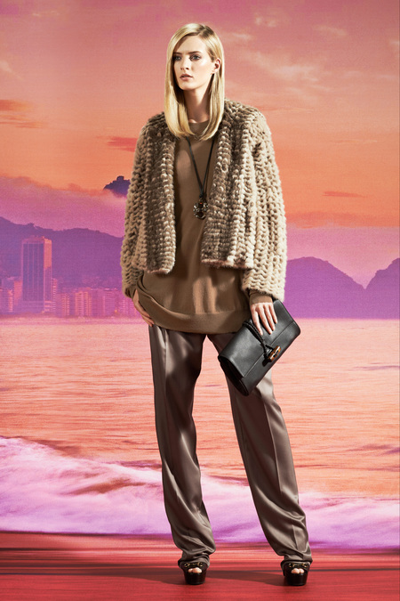 GUCCI RESORT 2014 DARIA STROKOUS
