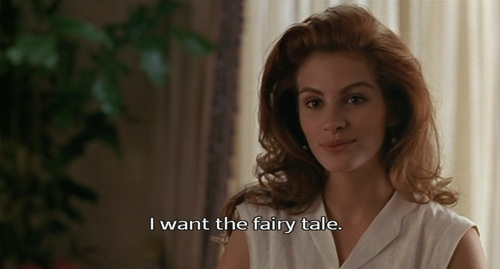 I WANT THE FAIRYTALE