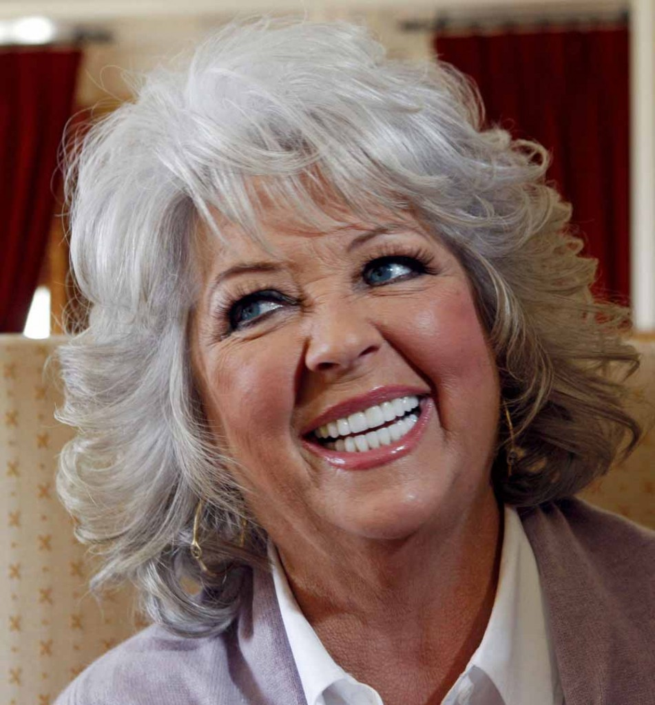 PAULA DEEN LOVES BLACK PEOPLE
