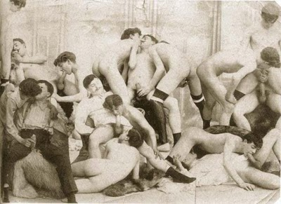 History lost orgy treasure