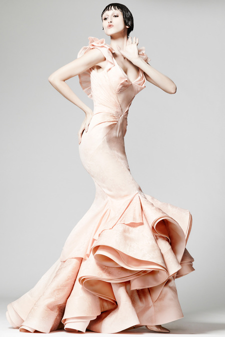 ZAC POSEN RESORT 2014 2