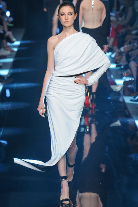 ALEXANDRE VAUTHIER FALL 2013 COUTURE 1