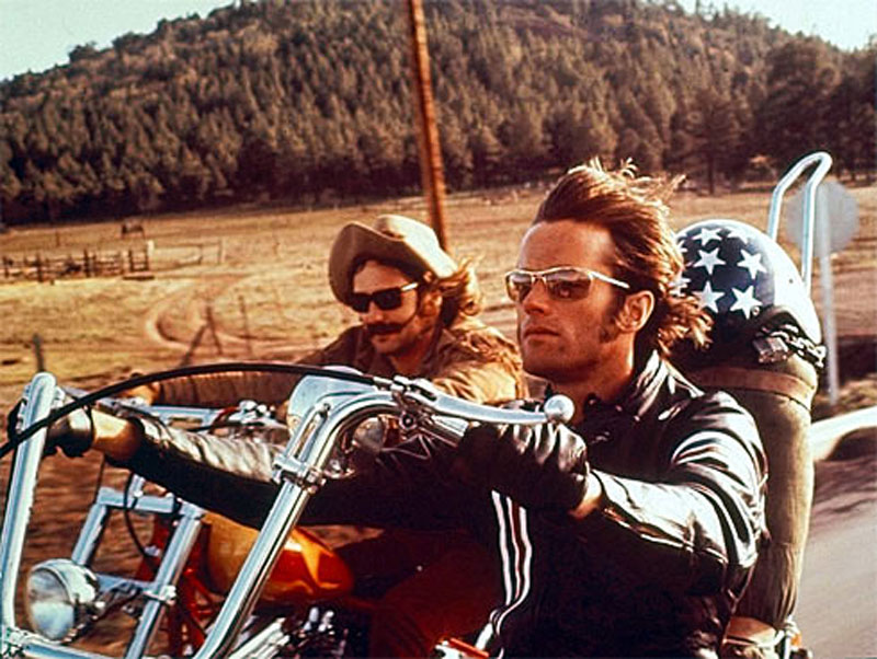 EASY RIDER FONDA HOPPER