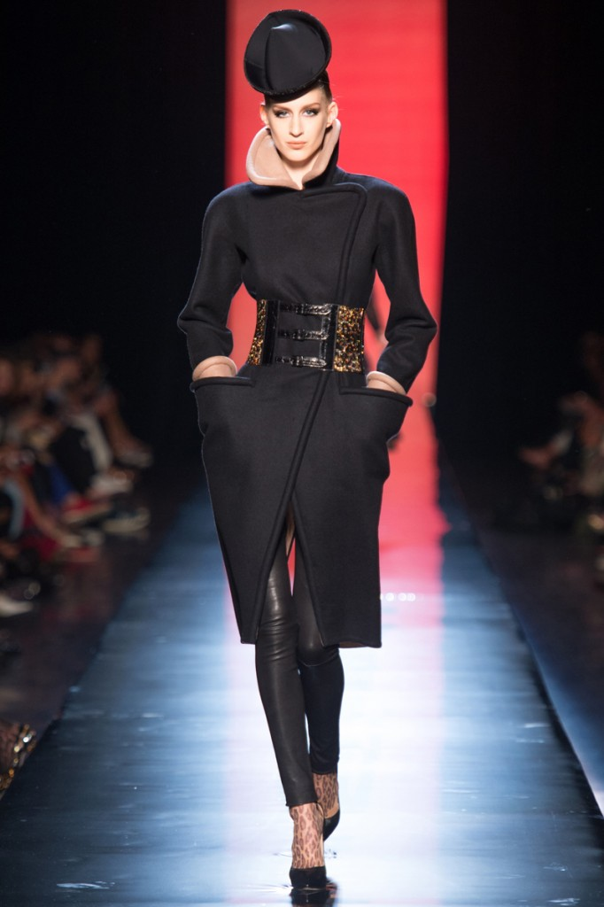 JEAN PAUL GAULTIER FALL 2013 COUTURE 1