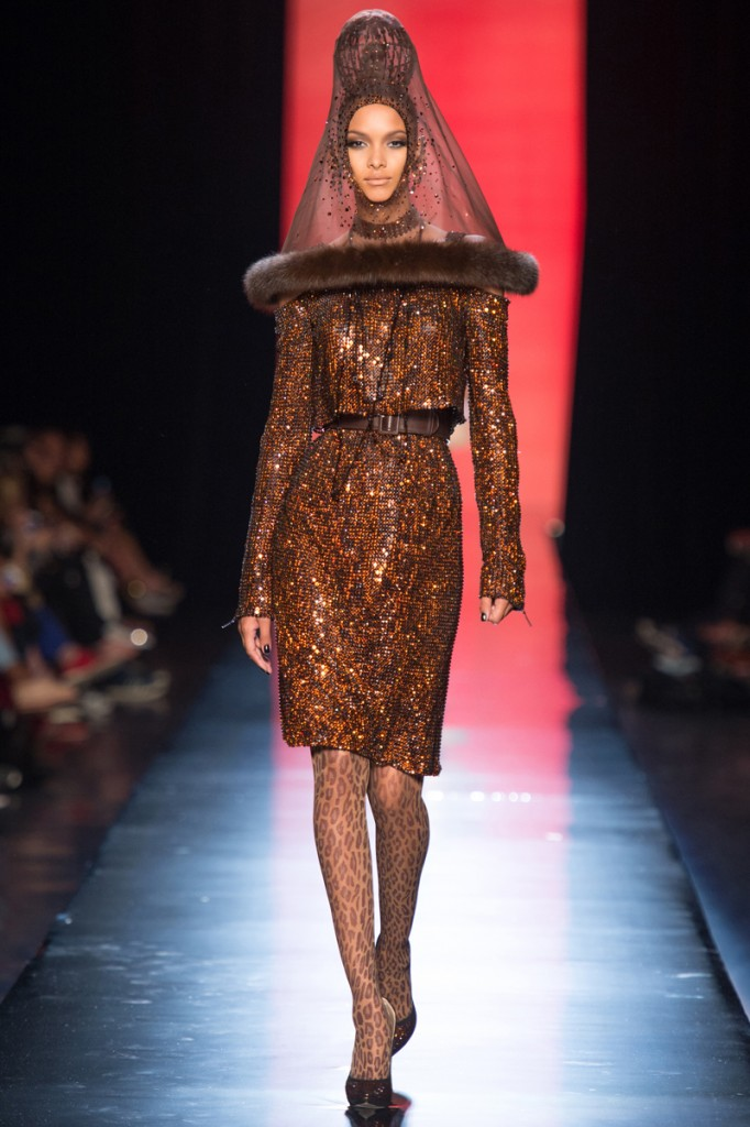 JEAN PAUL GAULTIER FALL 2013 COUTURE 10