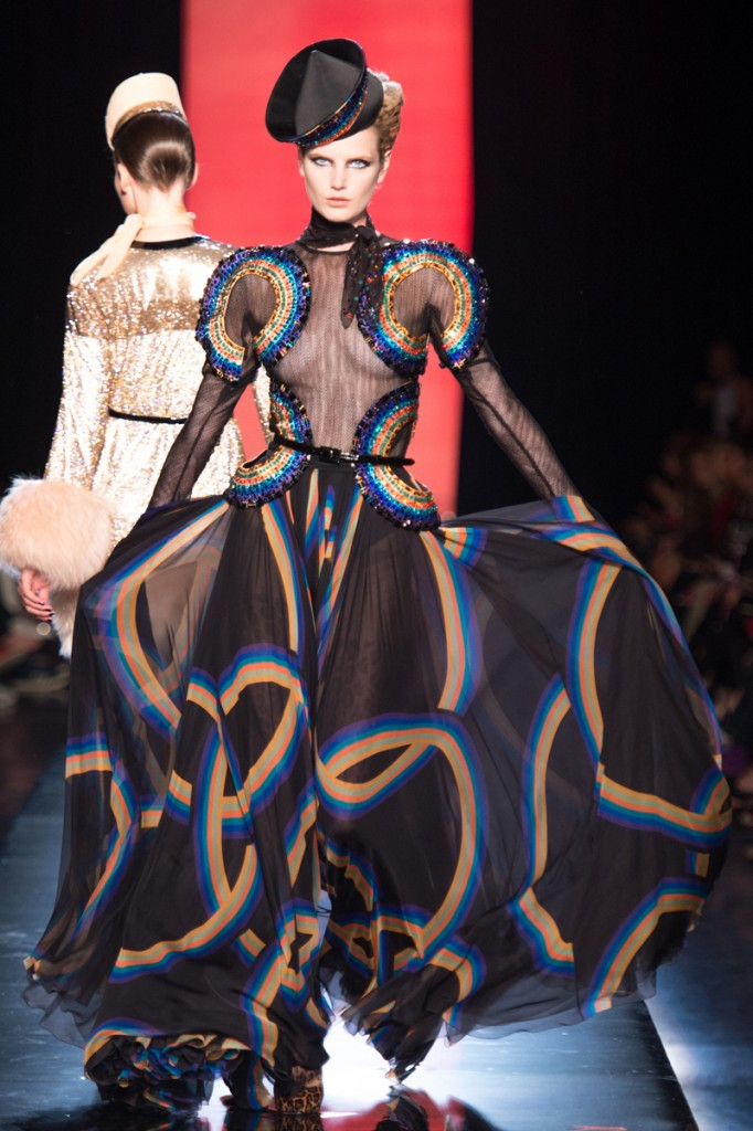 JEAN PAUL GAULTIER FALL 2013 COUTURE 11