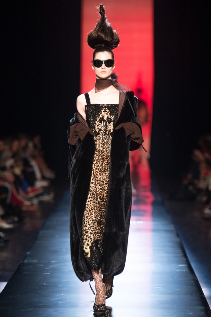 JEAN PAUL GAULTIER FALL 2013 COUTURE 4