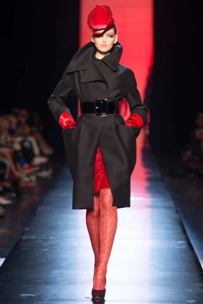 JEAN PAUL GAULTIER FALL 2013 COUTURE 7