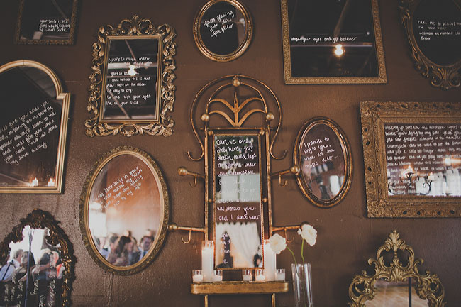MIRROR GUEST BOOKS
