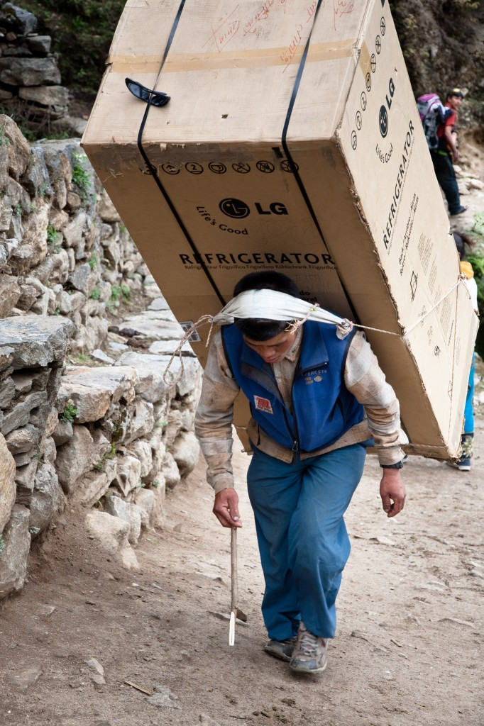 APPLIANCE DELIVERY IN NEPAL