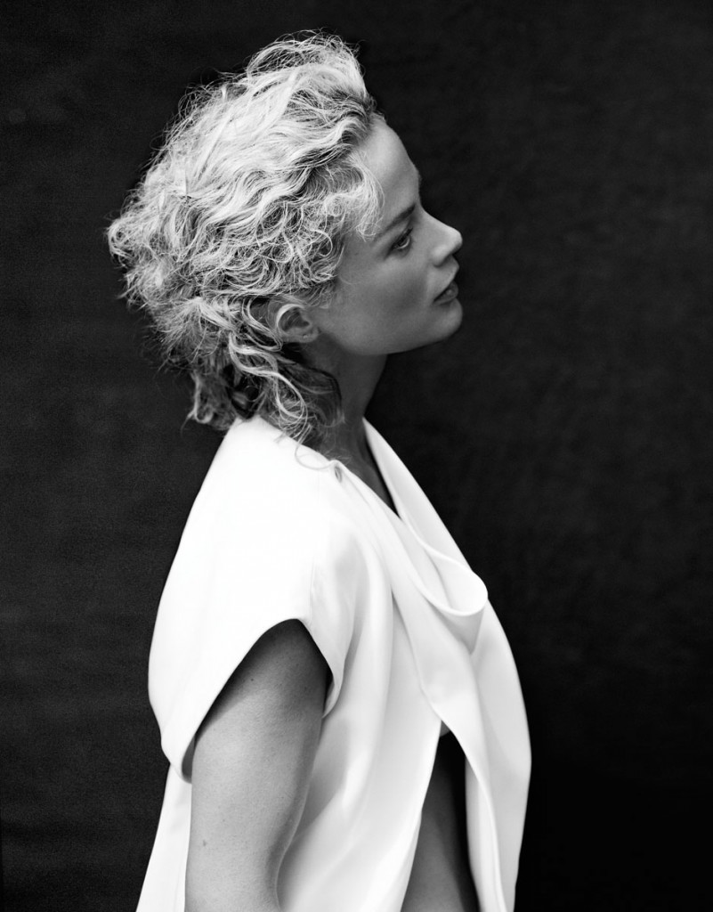 CAROLYN MURPHY CASS BIRD VOGUE