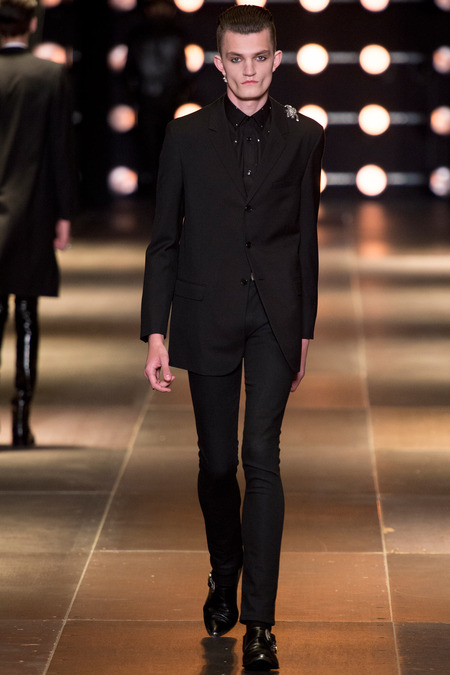 SAINT LAURENT MENSWEAR SPRING 2014 5