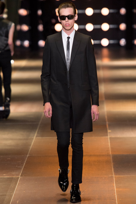 SAINT LAURENT MENSWEAR SPRING 2014 7