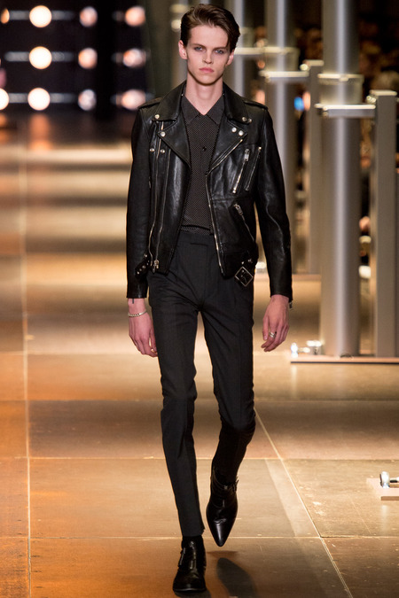 SAINT LAURENT MENSWEAR SPRING 2014 8