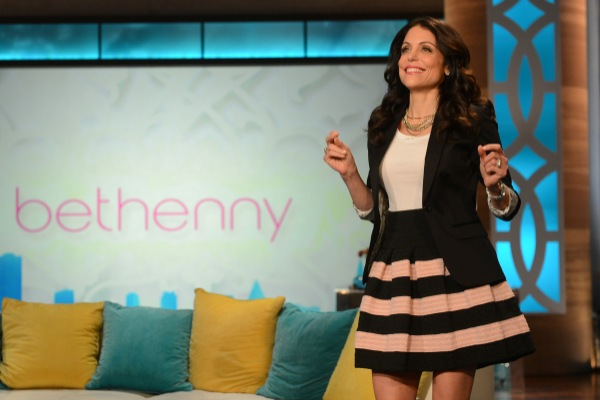BETHENNY OPENING MOMENT