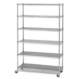SHELF ON WHEELS