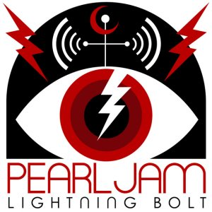 PEARL JAM LIGHTENING BOLT