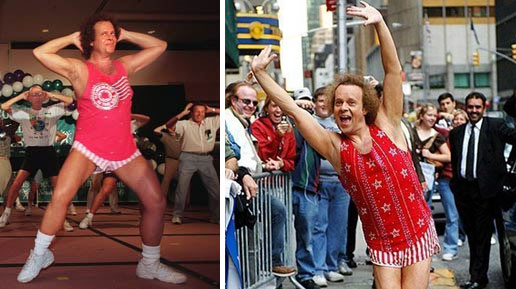 RICHARD SIMMONS FOREVER
