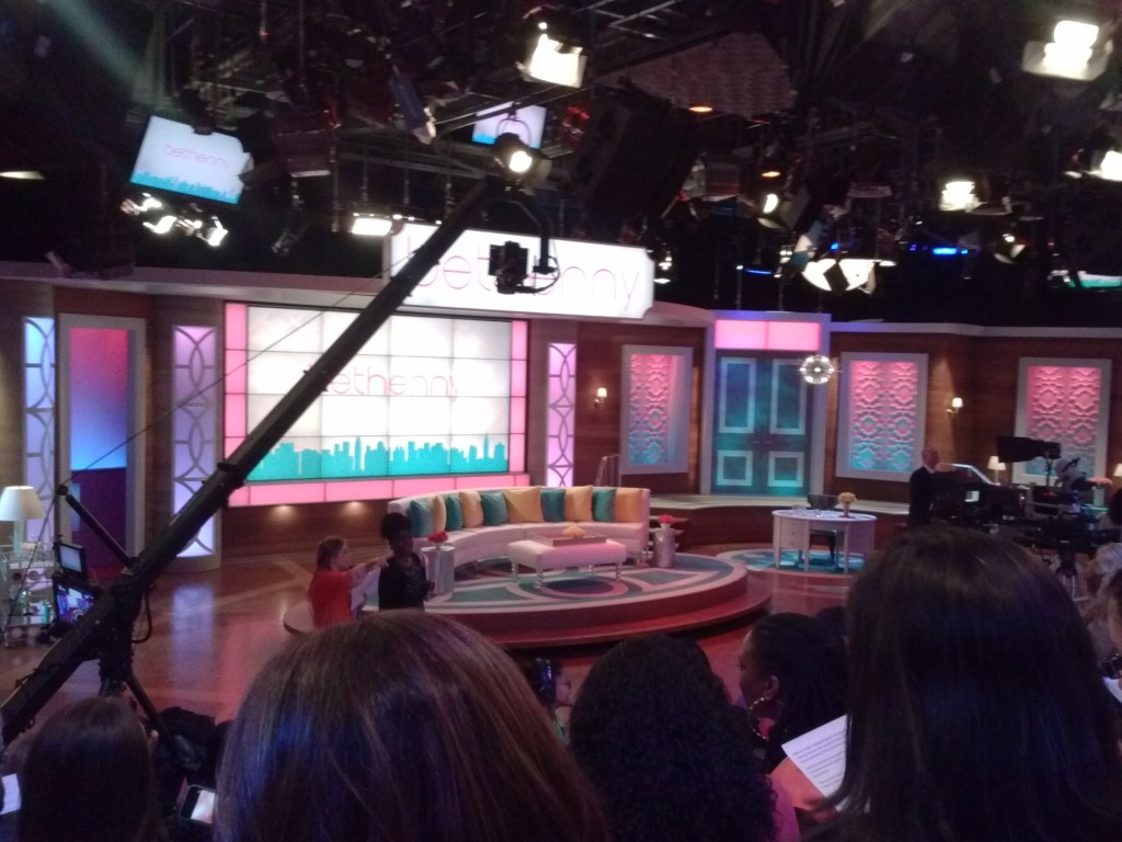BETHENNY STAGE