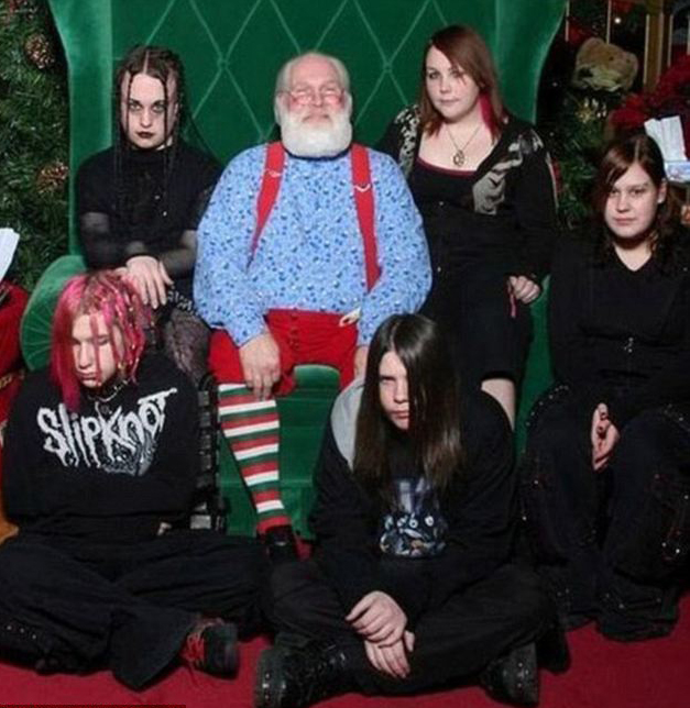 SLIPKNOT CHRISTMAS