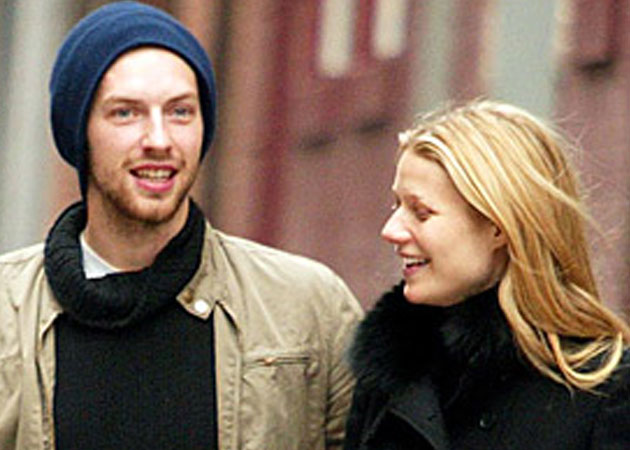 CHRIS AND GWYNETH