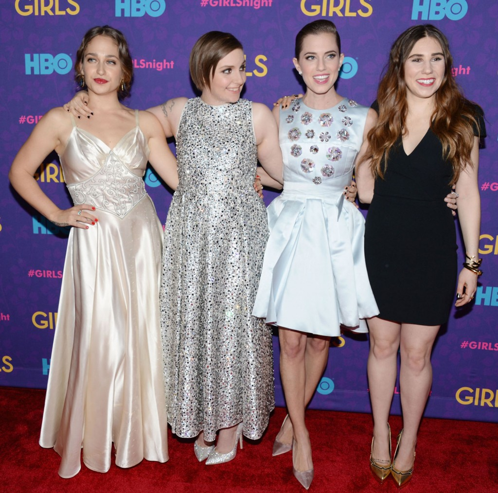 GIRLS SEASON 3 PREMIERE