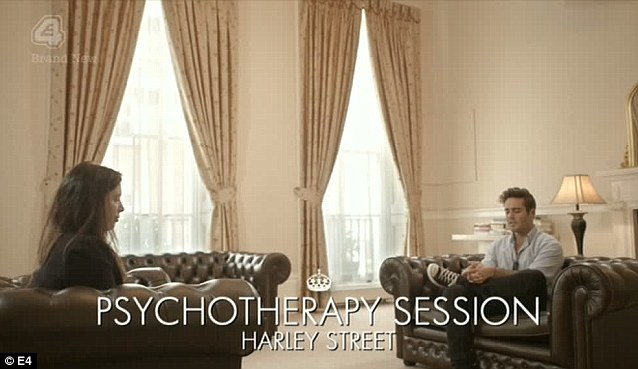 MADE IN CHELSEA THERAPY