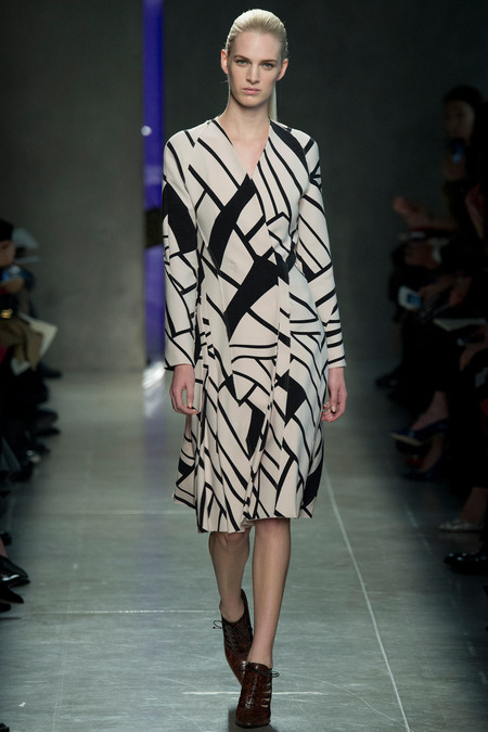 BOTTEGA VENETA FALL 2014 RTW Ashleigh Good
