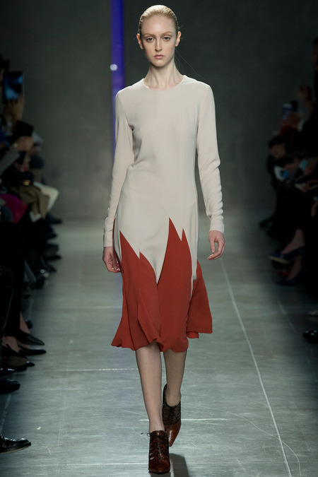 BOTTEGA VENETA FALL 2014 RTW Frances Coombe