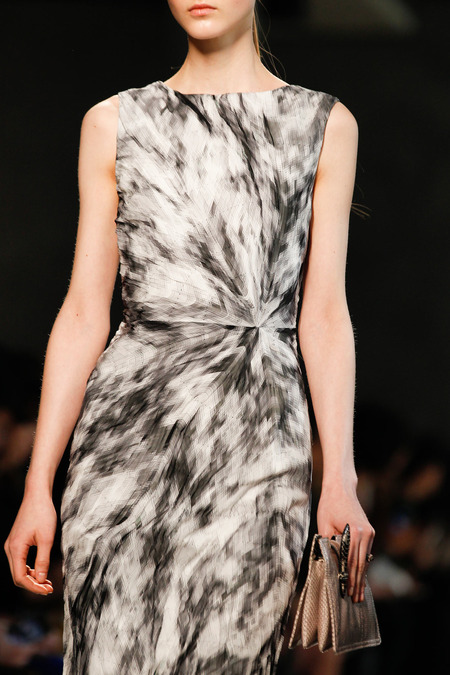 BOTTEGA VENETA FALL 2014 RTW Nika Cole