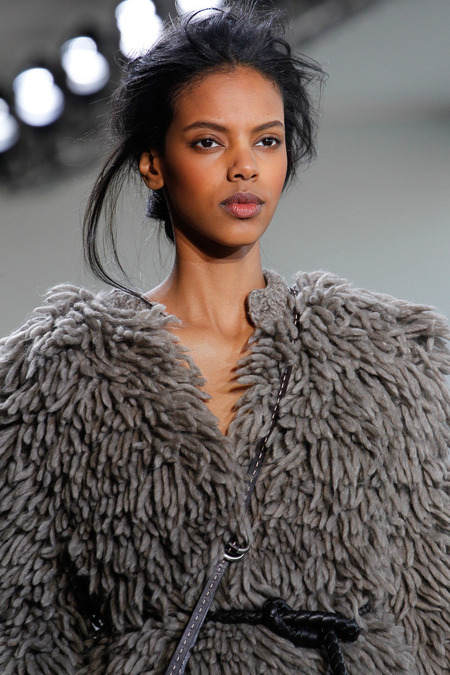 MICHAEL KORS FALL 2014 RTW GRACE MAHARY