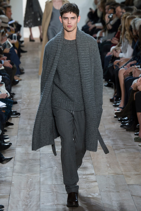 MICHAEL KORS FALL 2014 RTW MENSWEAR 1