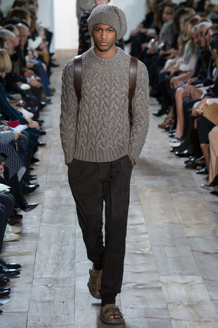 MICHAEL KORS FALL 2014 RTW MENSWEAR 2