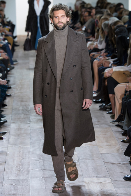 MICHAEL KORS FALL 2014 RTW MENSWEAR