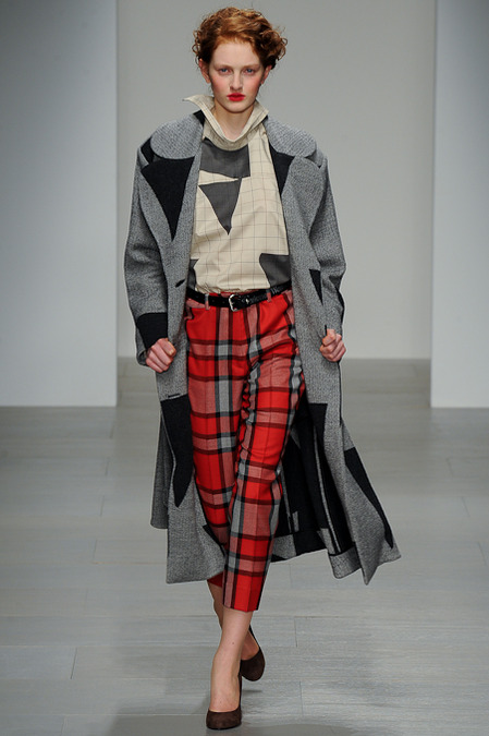 VIVIENNE WESTWOOD RED LABEL FALL 2014 RTW 5