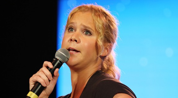 AMY SCHUMER DEPRESSING
