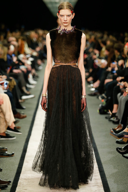 GIVENCHY FALL 2014 AXEL BOROWSKA