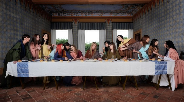 LAST LADY SUPPER