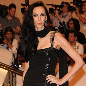 LWREN SCOTT BLACK GOWN