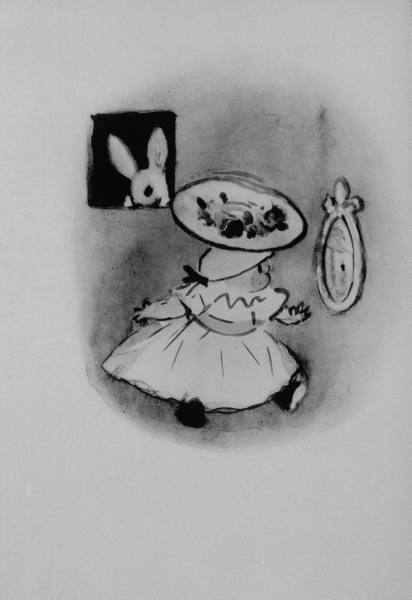 BUNNY CARTOON VINTAGE