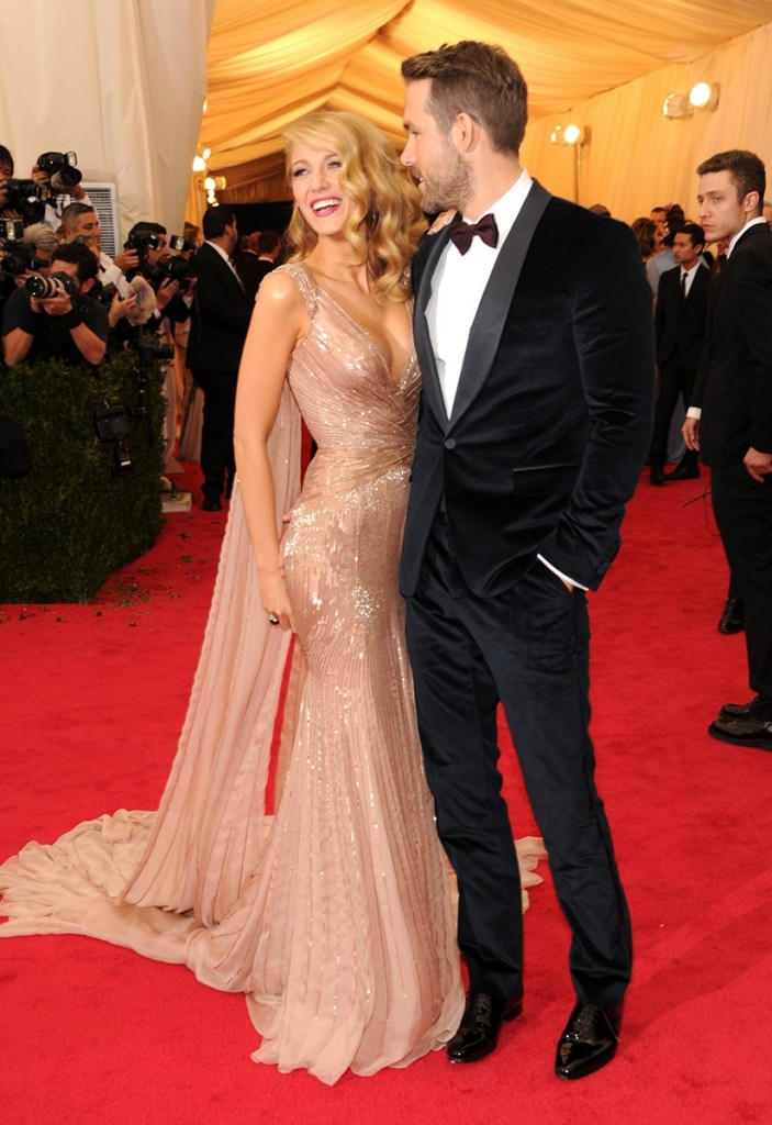 BLAKE LIVELY RYAN REYNOLDS GUCCI